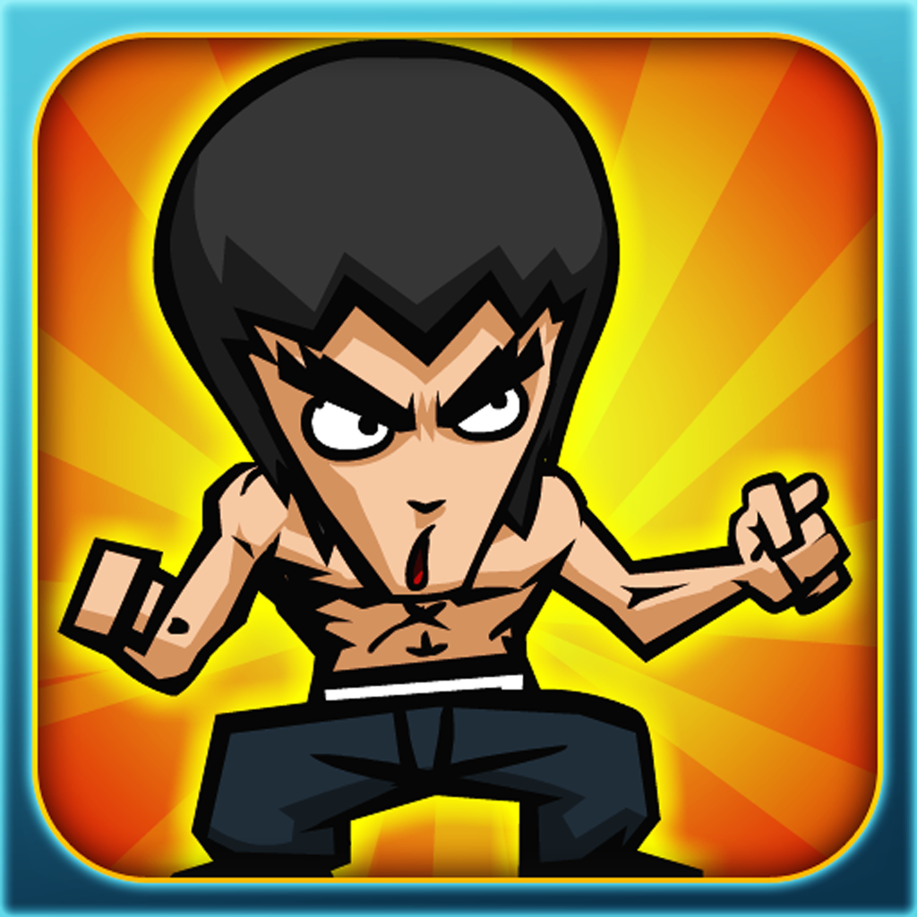 KungFu Warrior iOS